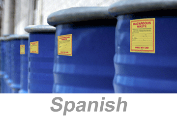 Resource Conservation and Recovery Act (RCRA) Parts 1-2 (Spanish)