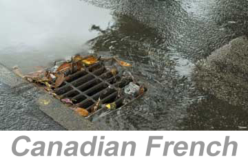 Stormwater Pollution Prevention (Canadian French)