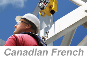 Fall Protection (Canadian French)