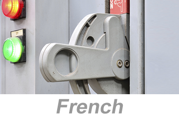 Electrical Safety and Lockout/Tagout (LOTO) (French)